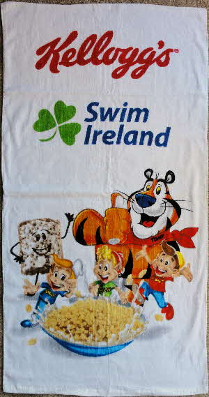 2012 Frosties Free Olympic Towels 2 (2)
