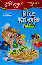 Rice Krispies Front 2010