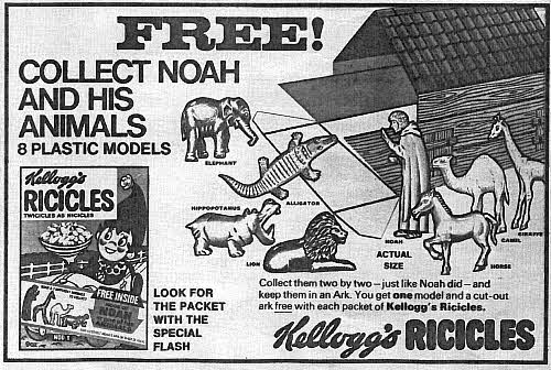 1969 Ricicles Noah & his Animals2