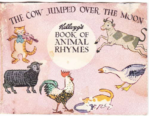 1961 Ricicles Nursery Rhymes Books 2 (1)