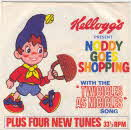 1968 Ricicles Noddy goes Shopping record  (1)1 small
