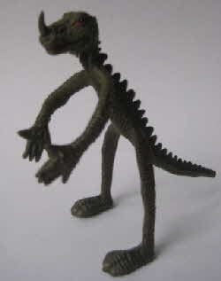 1970s Ricicles Flexible Dinosaurs (betr) (1)