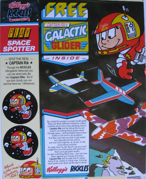 1988 Ricicles Galactic Glider1