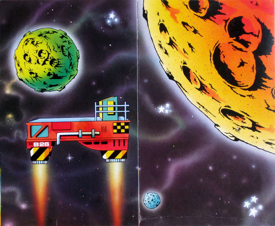 1991 Ricicles Space Glow Stickers - both scenes (1)