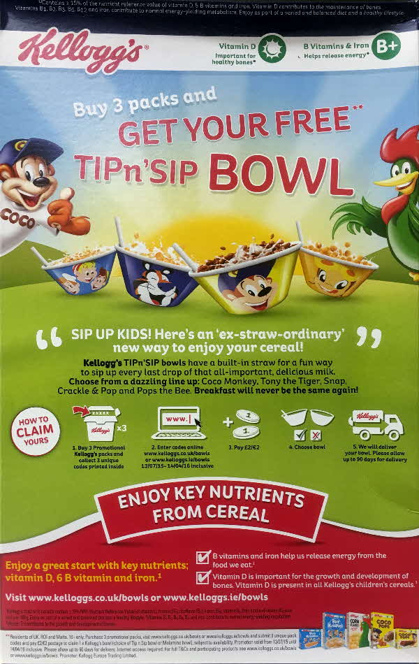 2015 Ricicles Free Cereal Bowl (1)