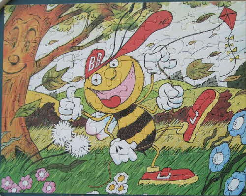 1986 Honey Smacks Jigsaw - Autumn