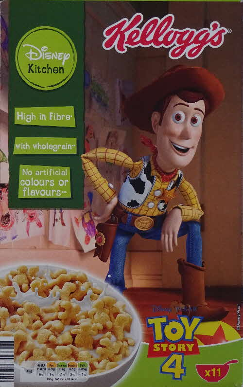 2019 Disney Kitchen Toy Story 4 - Woody (2)