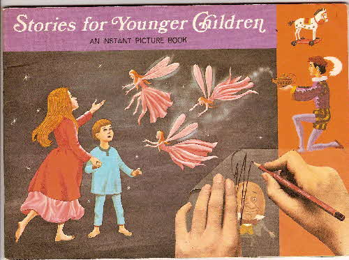 1970 Ricicles Instant Picture Book Stories for Young Children