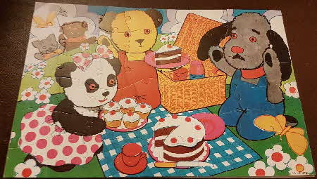 1973 Coco Krispies Sooty & Sweep Jigsaw 2