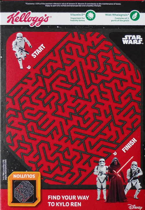 2016 Star Wars Stormtrooper pack (2)