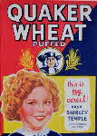 1930s Quaker Puffed Wheat Quakerport front (betr)