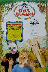 1992 Oat Krunchies Animal Masks