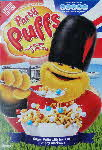 2012 Sugar Puffs Limited Edition Party Puffs Diamond Jubillee front