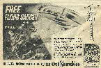 1959 Oat Krunchiers Flying Saucer