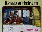 1967 Oat Krunchies Heroes of the Day - Francis Drake1