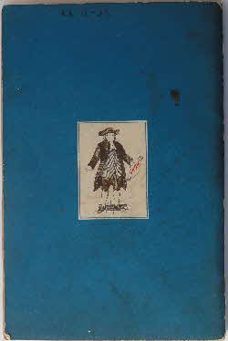 1935 Quaker Oats Master Book of Magic back