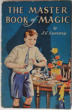 1935 Quaker Oats Master Book of Magic
