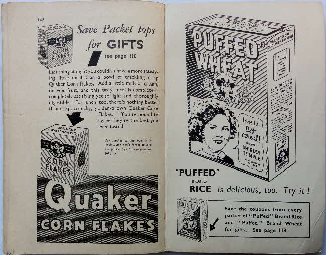 1937 Quaker Oats Master Book of Secrets offers (6)