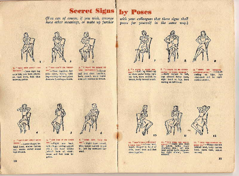 1930s Quaker Oats Book of Secret Society (8)