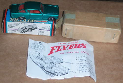 1969 Quaker Oats Lone Star Flyers Fiat 2300S (1)