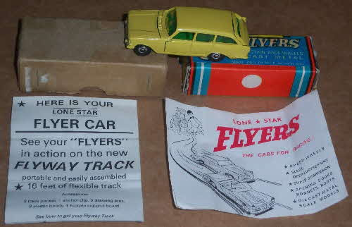1969 Quaker Oats Lone Star Flyers Ford Zodiac (1)