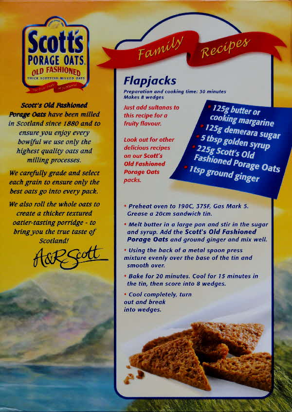 2009 Scotts Oats Family Recipes (2)