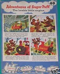 1957 Sugar Puffs Adventures No 40 (betr)