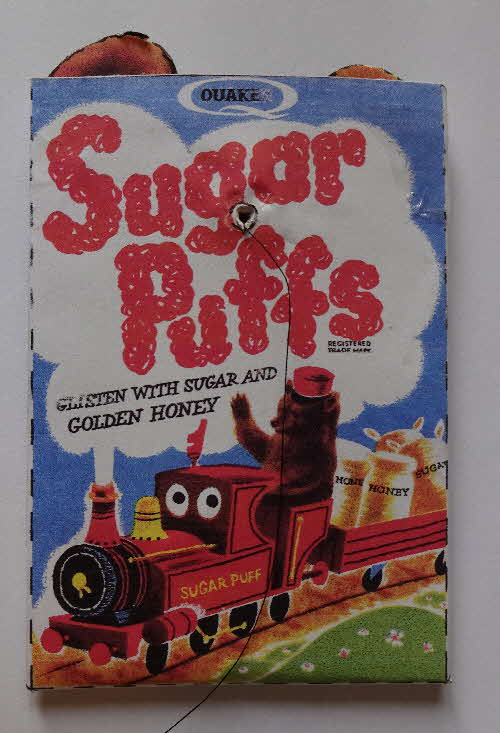 1962 Sugar Puffs Pop Up Jeremy Bear (1)