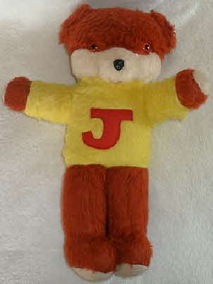 1960s Sugar Puffs Jeremy Bear - 15 inches high (betr)