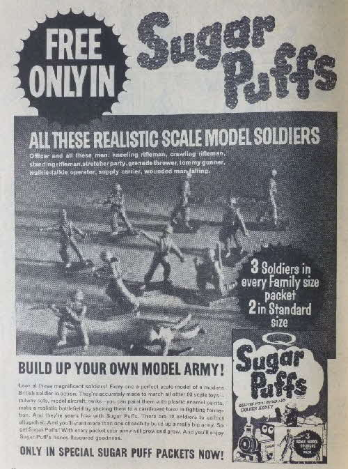 1962 Sugar Puffs soldiers (2)