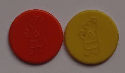 1965 Sugar Puffs Tiddlywinks Set (2)