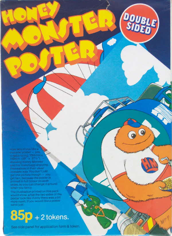 1981 Sugar Puffs Monster Poster (3)