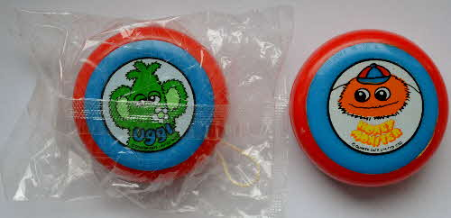 1983 Sugar Puffs Yoyo - front & back