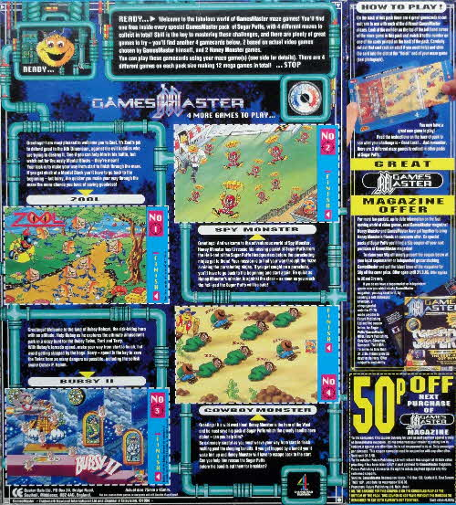 master maze game