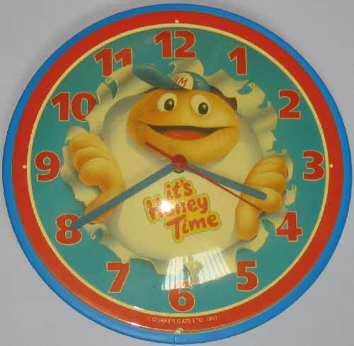 1991 Sugar Puffs Bubble Clock