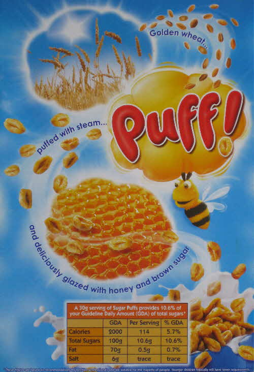 sugar puffs new lower sugar search for sugar puffs items