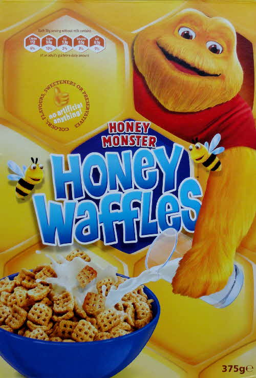 2007 Honey Waffles front later version