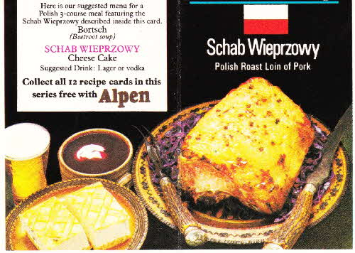 1975 - Great Dishes of Europe (1)