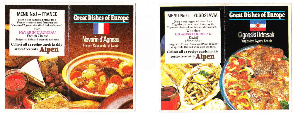 Alpen Great dishes of Europe 3 (1)