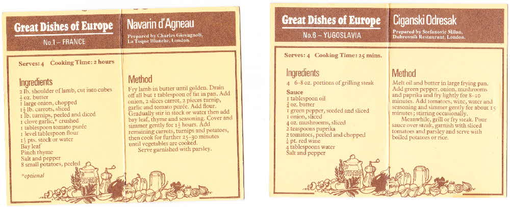 Alpen Great dishes of Europe 3 (2)