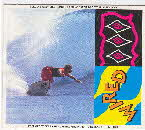 1995 Chex Surfing Stickers 3