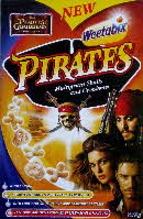 2007 Weetabix Pirates front