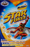 2007 Weetabix Star Force New front