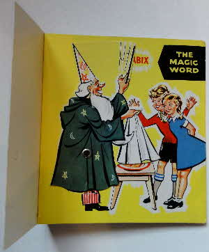 1950s Weetabix  Magic card (2)