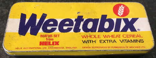 1970s Weetabix Pencil Case (1)