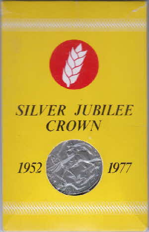 1977 Weetabix Silver Jubillee Coin (1)