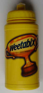 2013 Weetabix promotional water bottle