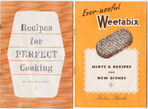 1950s Weetabix recipe booklet 1