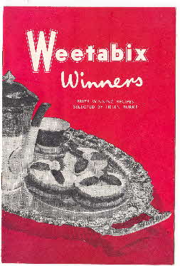 1950s Weetabix recipe booklet 4