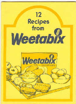 1990s Weetabix recipe booklet 2